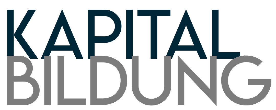 Logo der Website Kapitalbildung