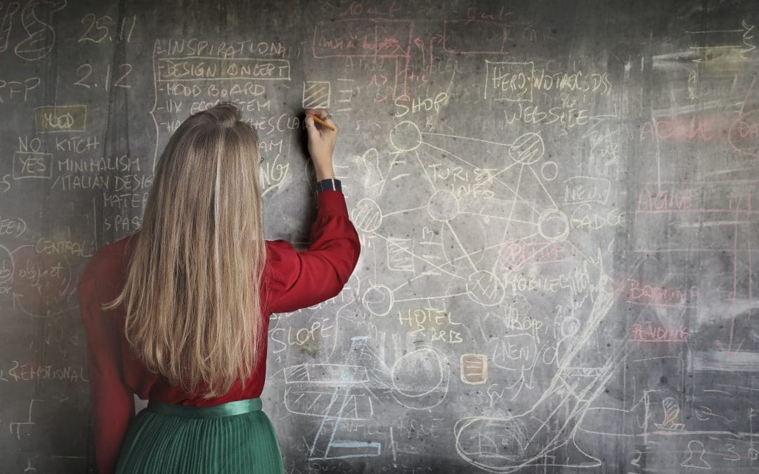 Bild von Schülerin zum Thema Finanzwissen in der Krise